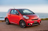 2013 Scion iQ, Front-quarter view, manufacturer, exterior