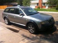 2003 Audi Allroad Quattro 4 Dr Turbo AWD Wagon, Picture of 2003 Audi allroad quattro 4 Dr Turbo AWD Wagon, exterior