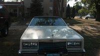 1984 Cadillac Eldorado Overview