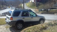 2005 Ford Escape XLT, Ford Escape XLT Limited Edition V6, exterior