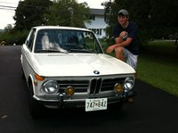 1971 BMW 2002 Overview