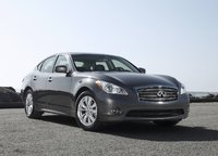 2013 INFINITI M37, Front-quarter view, exterior, manufacturer, gallery_worthy