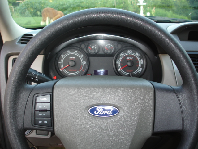 2009 Ford Focus Interior Pictures Cargurus