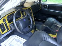 Picture of 1994 Saab 9000 4 Dr Aero Turbo Hatchback, interior