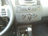 Picture of 2009 Nissan Versa S Hatchback, interior