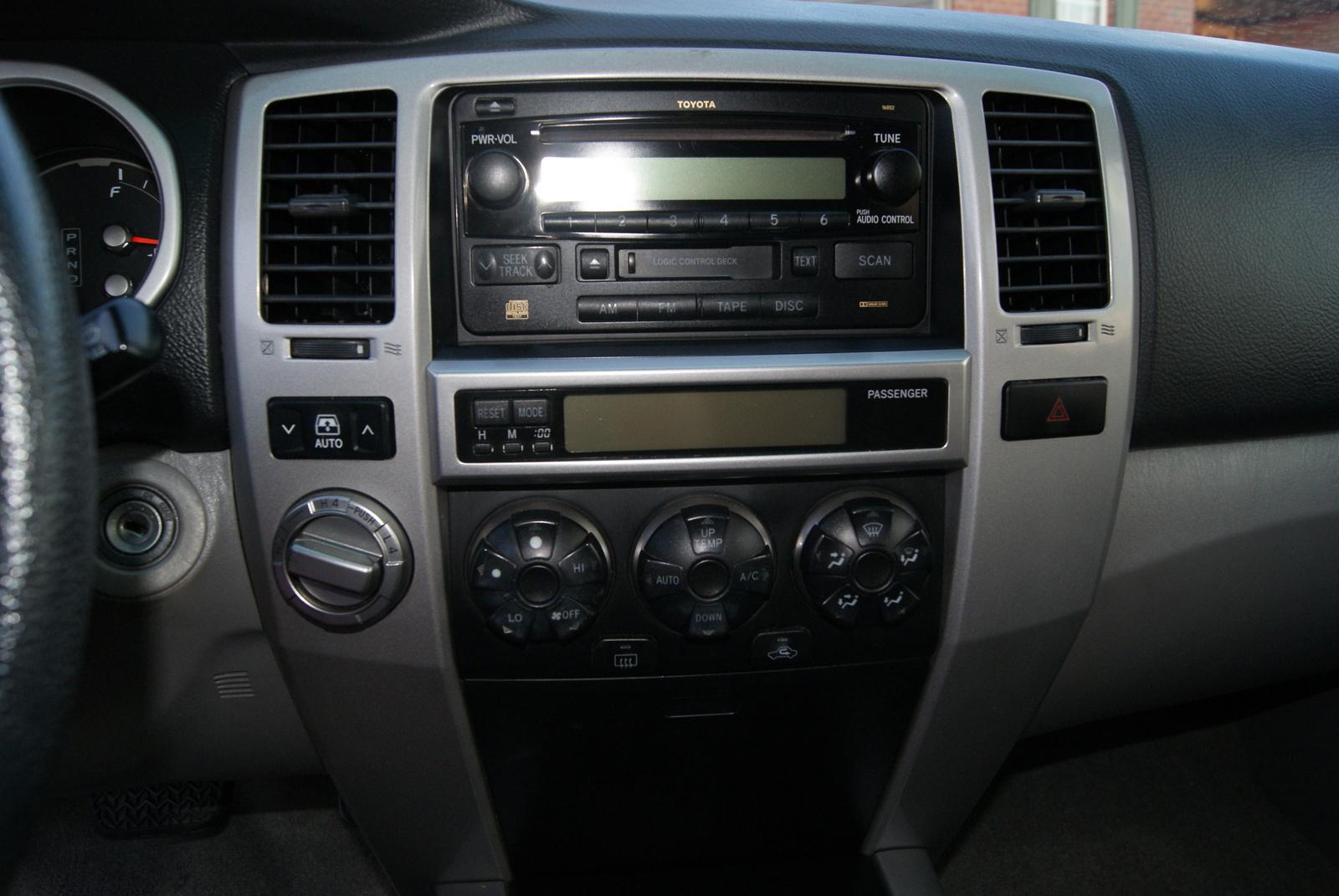 2004 Toyota 4runner Interior Pictures Cargurus