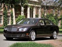 2013 Bentley Continental Flying Spur, Front quarter view., exterior, manufacturer