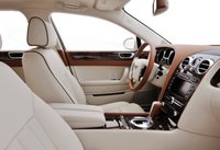 2013 Bentley Continental Flying Spur, Front Seat., interior, manufacturer