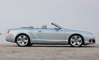 2013 Bentley Continental GTC, Side View., exterior, manufacturer