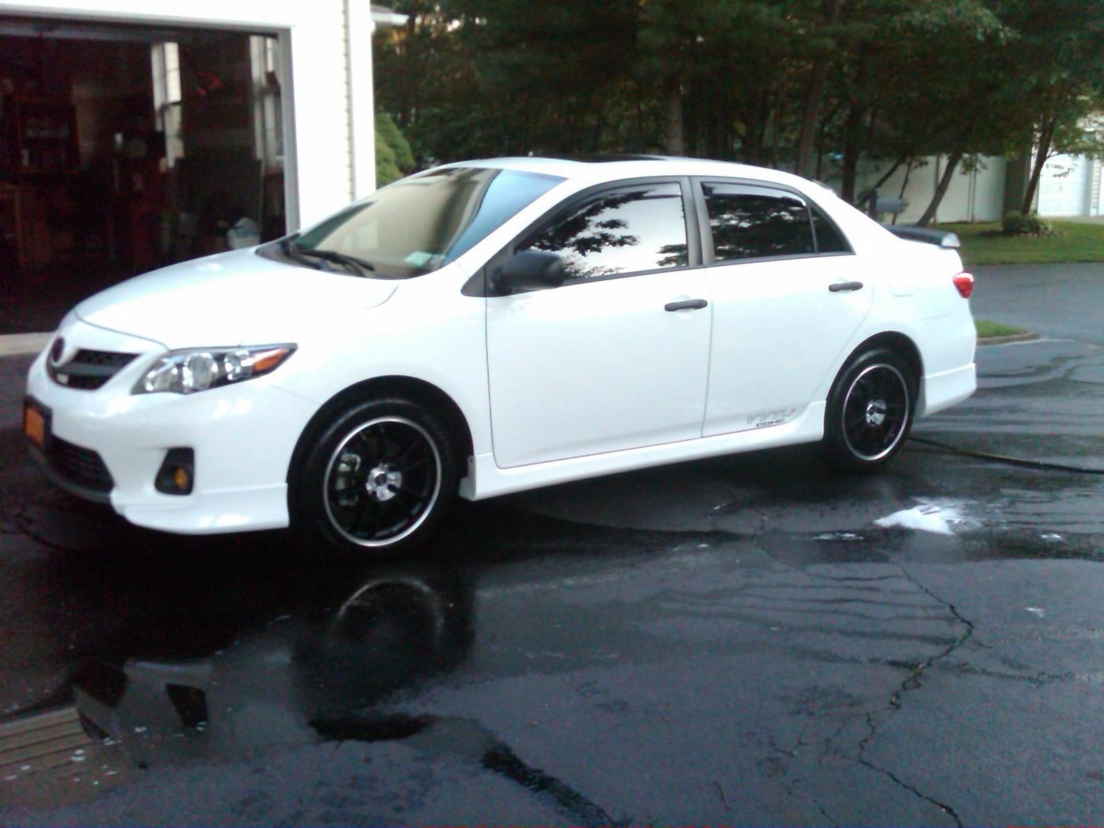 2011 Toyota Corolla Pictures Cargurus