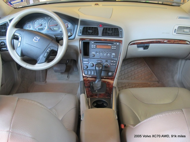 2005 Volvo XC70 - Interior Pictures - CarGurus