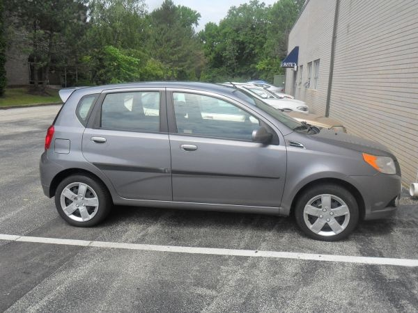 Picture of 2010 Chevrolet Aveo Aveo5 1LT Hatchback FWD, exterior, gallery_worthy