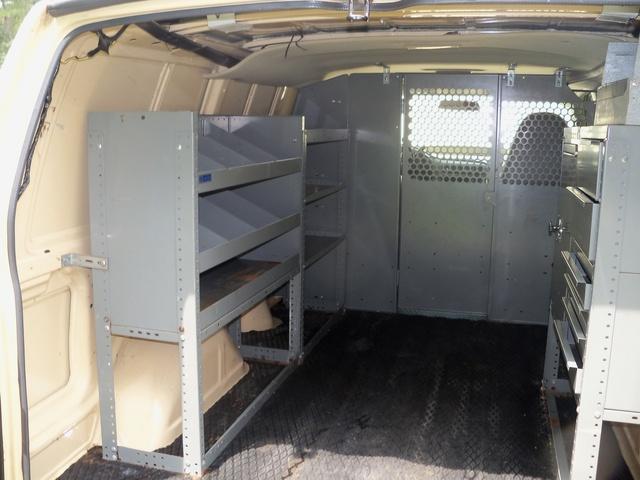 Picture of 2005 Chevrolet Astro Cargo Van Extended RWD, interior, gallery_worthy