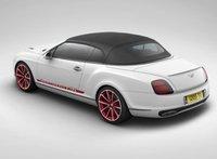2013 Bentley Continental Supersports, Back quarter view copyright AOL Autos.., exterior, manufacturer