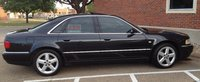 2002 Audi A8 Base, Picture of 2002 Audi A8 4 Dr quattro AWD Sedan, exterior