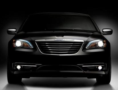 2013 Chrysler 200, Front View copyright AOL Autos., exterior, manufacturer