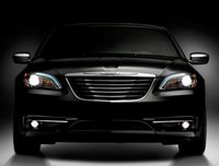 2013 Chrysler 200, Front View copyright AOL Autos., manufacturer, exterior