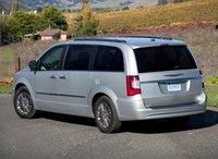 2013 Chrysler Town & Country, Back quarter viwe copyright AOL Autos., exterior, manufacturer