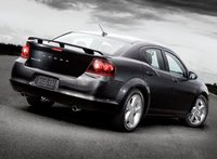 2013 Dodge Avenger, Back quarter view copyright AOL Autos, exterior, manufacturer