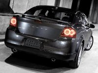 2013 Dodge Avenger, Back quarter view copyright AOL Autos., exterior, manufacturer
