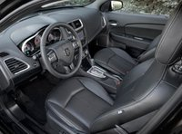 2013 Dodge Avenger, Front Seat copyright AOL Autos., interior, manufacturer