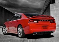 2013 Dodge Charger, Back quarter view copyright AOL Autos., manufacturer, exterior