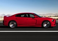 2013 Dodge Charger, Side View copyright AOL Autos., exterior, manufacturer