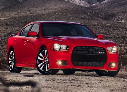 2013 Dodge Charger, Front quarter view copyright AOL Autos., manufacturer, exterior