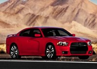 2013 Dodge Charger, Front quarter view copyright AOL Autos., exterior, manufacturer