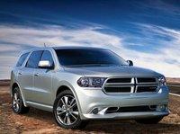 2013 Dodge Durango, Front quarter view copyright AOL Autos., exterior, manufacturer