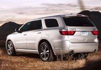 2013 Dodge Durango, Back quarter view copyright AOL Autos, exterior, manufacturer