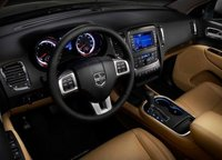 2013 Dodge Durango, Drivers Seat copyright AOL Autos., interior, manufacturer