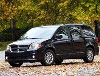 2013 Dodge Grand Caravan, Front quarter view copyright AOL Autos., exterior, manufacturer
