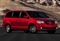 2013 Dodge Grand Caravan, Front quarter view copyright AOL Autos., exterior, manufacturer