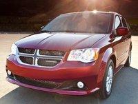 2013 Dodge Grand Caravan, Front View copyright AOL Autos., exterior, manufacturer