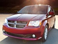 2013 Dodge Grand Caravan, Front View copyright AOL Autos., exterior, manufacturer