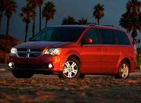 2013 Dodge Grand Caravan, Front copyright AOL Autos., exterior, manufacturer