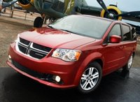 2013 Dodge Grand Caravan, Front quarter view copyright AOL Autos., manufacturer, exterior
