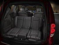 2013 Dodge Grand Caravan, Back Seat copyright AOL Autos., interior, manufacturer