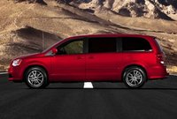 2013 Dodge Grand Caravan, Side View copyright AOL Autos., exterior, manufacturer