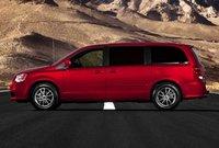 2013 Dodge Grand Caravan, Side View copyright AOL Autos., exterior, manufacturer