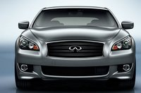 2013 Infiniti M37, Front View, exterior, manufacturer