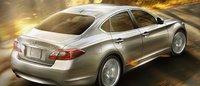 2013 Infiniti M37, Back quarter view., exterior, manufacturer