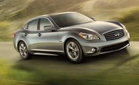 Infiniti M37 Overview