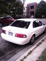 Picture of 2003 Kia Optima LX V6, exterior