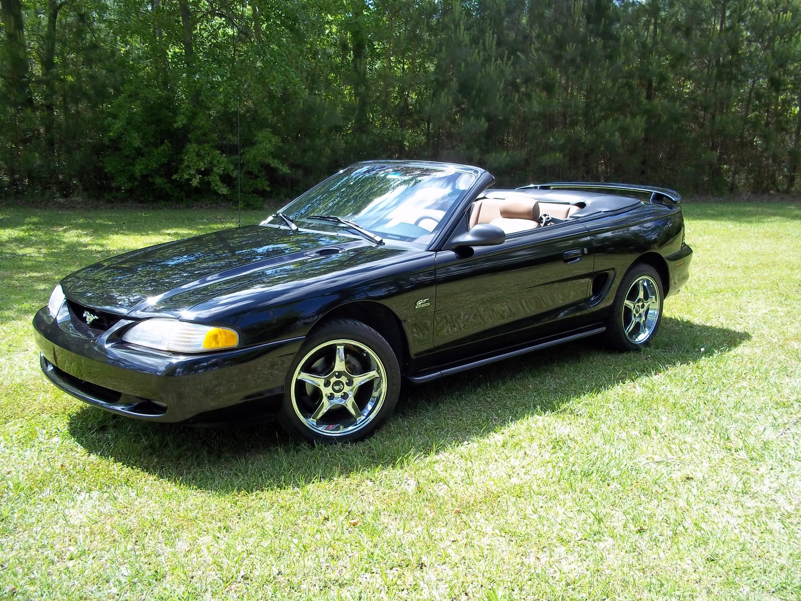 Encontr U00e1 Manual  Owners Manual For 1995 Ford Mustang Gt
