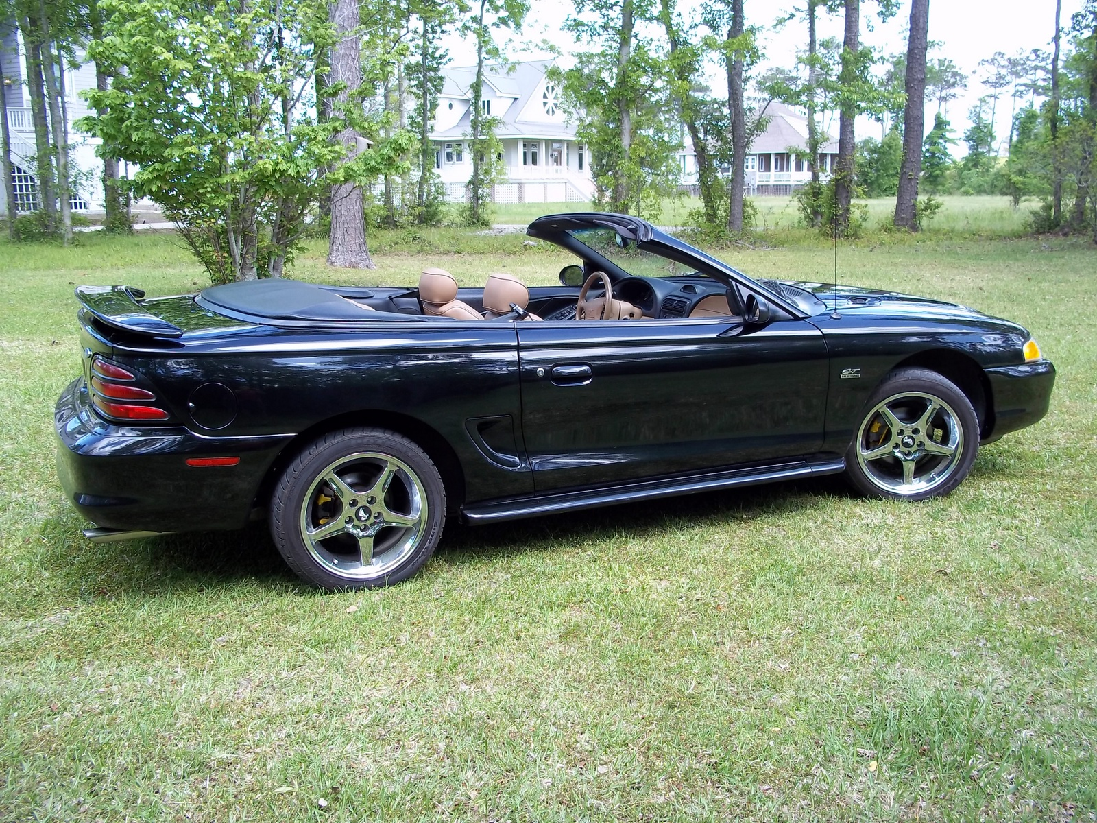 1995 Ford Mustang GT Convertible For Sale - CarGurus