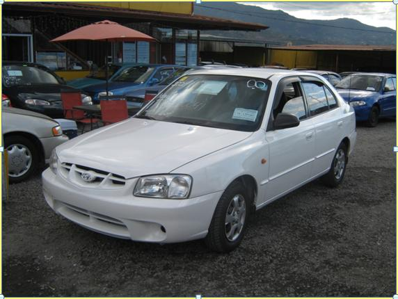 Picture of 2000 Hyundai Accent GL