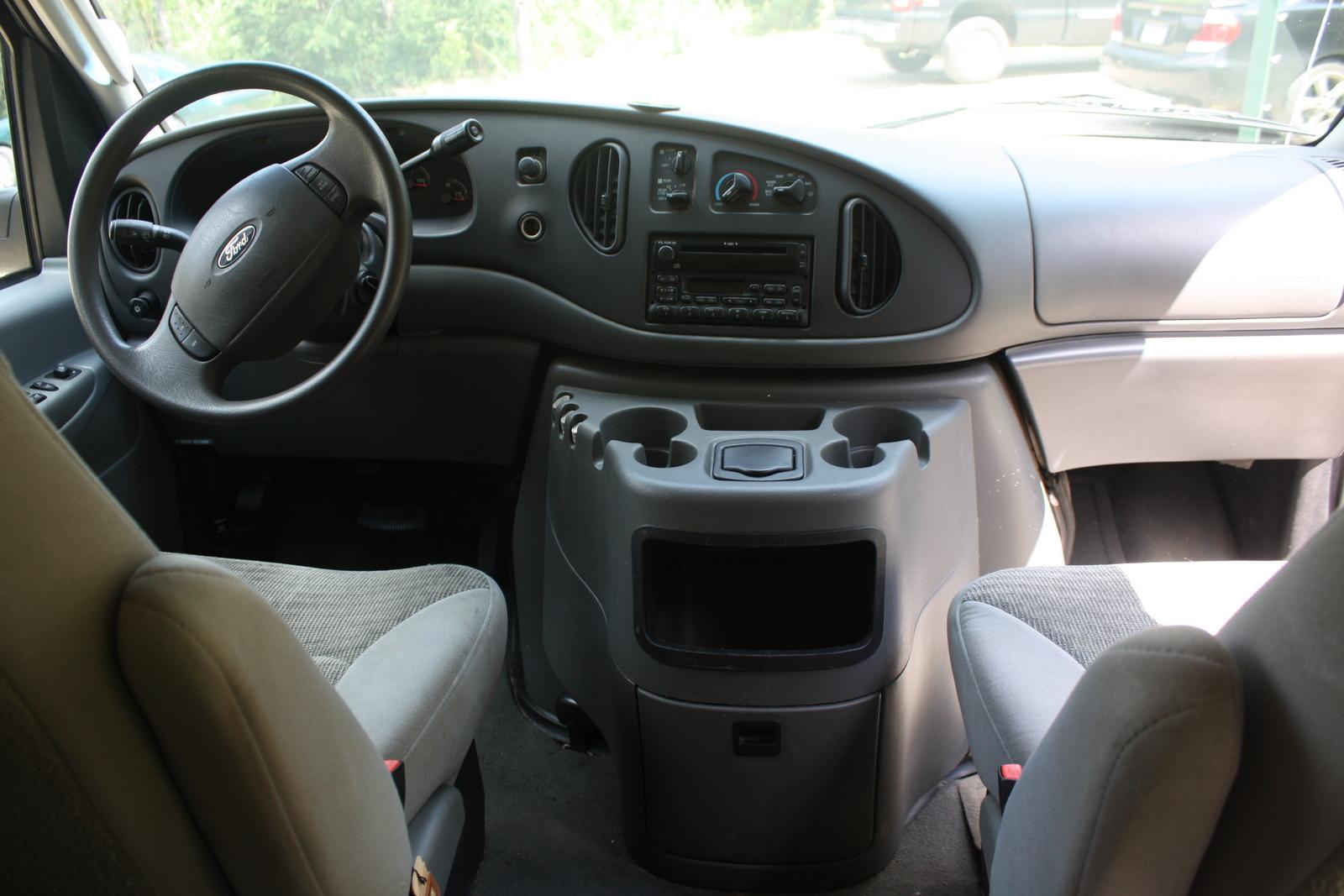 2003 ford econoline wagon interior pictures cargurus