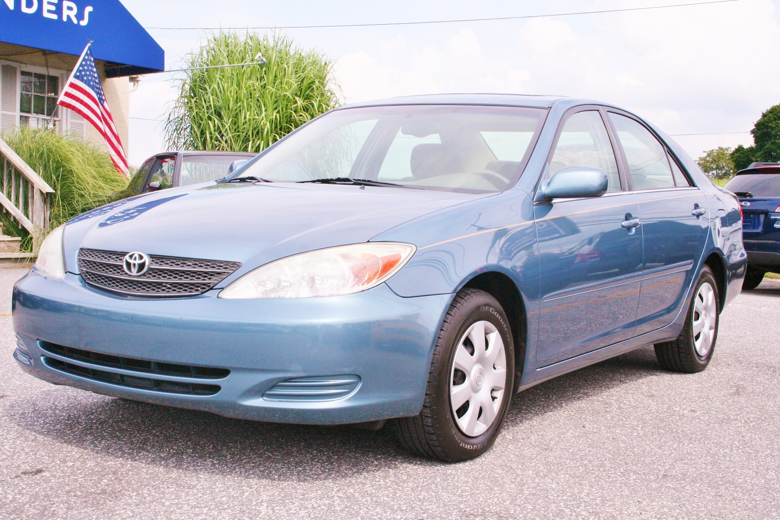 2004 Toyota Camry Pictures Cargurus